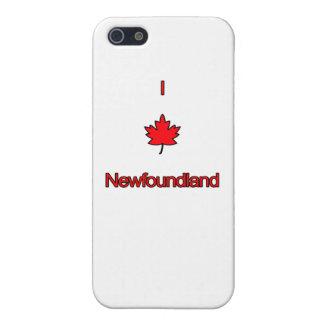 I Love Newfoundland iPhone SE/5/5s Cover