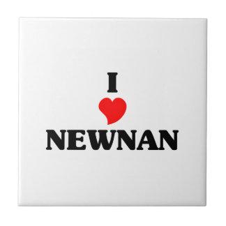 I love Newnan Small Square Tile