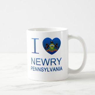 I Love Newry, PA Coffee Mug