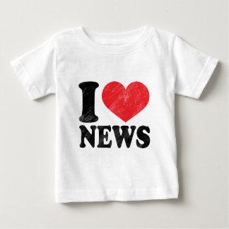 I Love News Tshirts