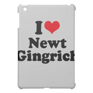 I LOVE NEWT GINGRICH iPad MINI COVERS