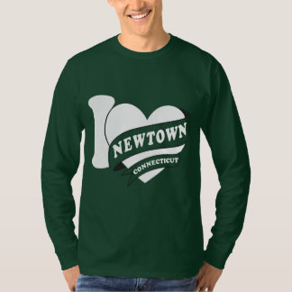 I Love Newtown T-Shirt