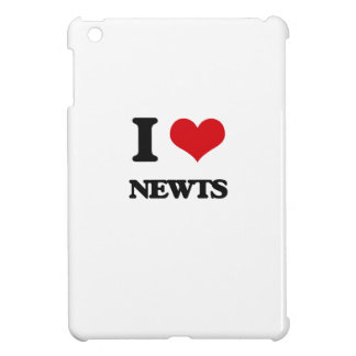 I love Newts iPad Mini Cover
