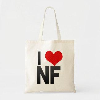I Love NF Bag
