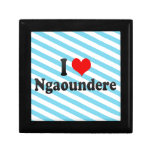 I Love Ngaoundere, Cameroon Gift Boxes