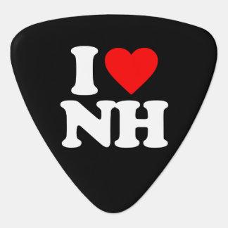 I LOVE NH GUITAR PICK