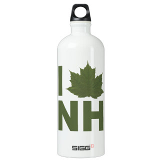 I Love NH Water Bottle
