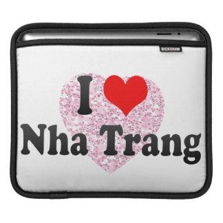 I Love Nha Trang, Viet Nam iPad Sleeves