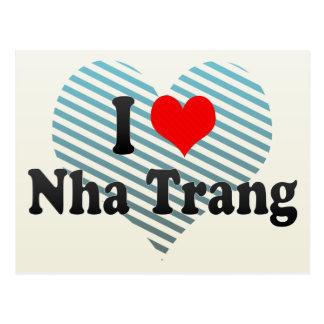 I Love Nha Trang, Viet Nam Postcard