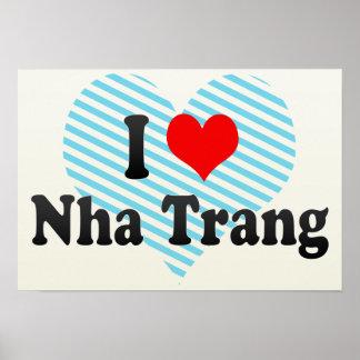I Love Nha Trang, Viet Nam Poster