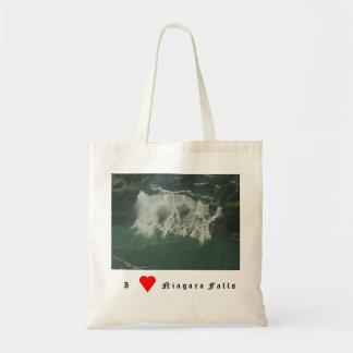 I Love Niagara Falls Tote Bag
