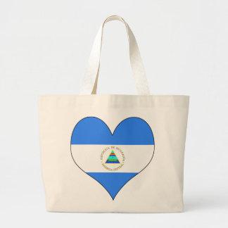 I Love Nicaragua Bags