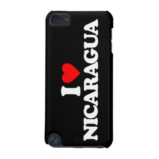 I LOVE NICARAGUA iPod TOUCH 5G COVER