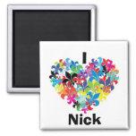 I love nick magnet