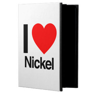 i love nickel cover for iPad air