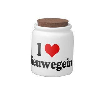 I Love Nieuwegein, Netherlands Candy Dish