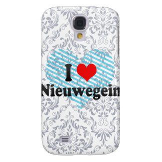 I Love Nieuwegein, Netherlands Samsung Galaxy S4 Cover