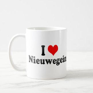 I Love Nieuwegein, Netherlands Coffee Mugs