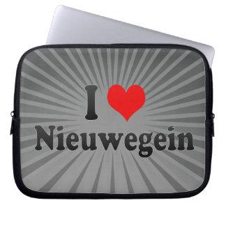 I Love Nieuwegein, Netherlands Computer Sleeves