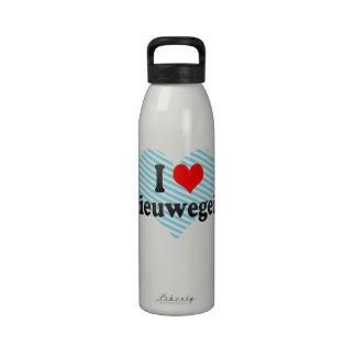 I Love Nieuwegein, Netherlands Drinking Bottles