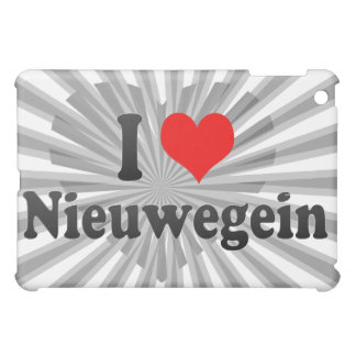 I Love Nieuwegein, Netherlands iPad Mini Covers