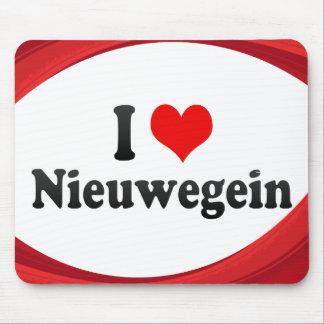 I Love Nieuwegein, Netherlands Mousepad