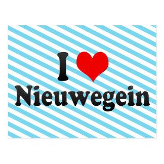 I Love Nieuwegein, Netherlands Post Cards