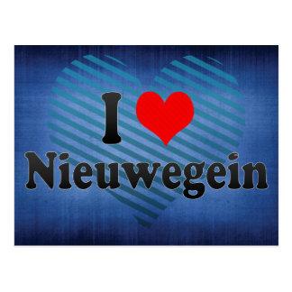 I Love Nieuwegein, Netherlands Postcards