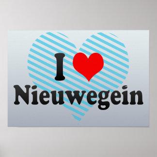 I Love Nieuwegein, Netherlands Print