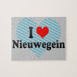 I Love Nieuwegein, Netherlands Puzzle