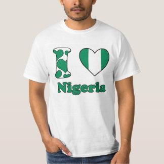 I love Nigeria T Shirt