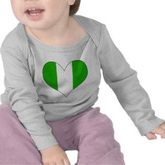 I Love Nigeria T-shirts