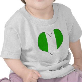 I Love Nigeria T-shirt