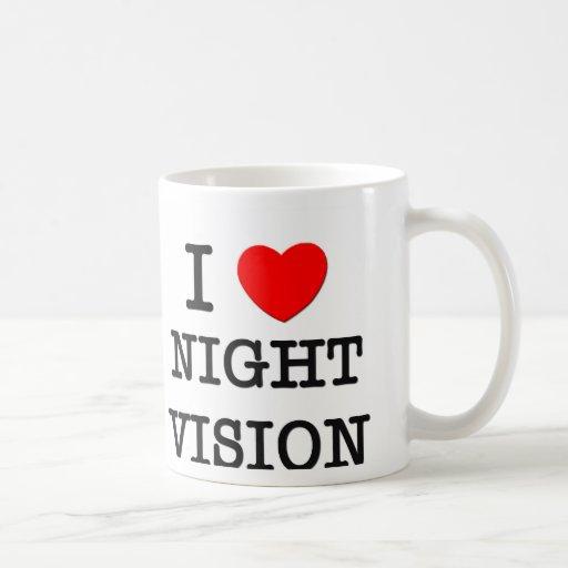 I Love Nightclubs Mugs