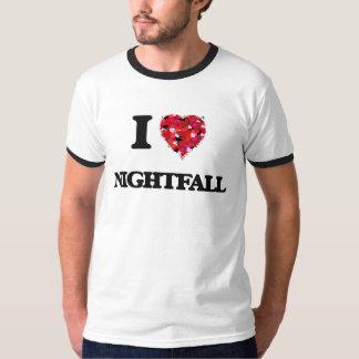 I Love Nightfall T Shirts