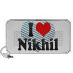 I love Nikhil iPod Speakers