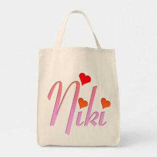 I love Niki Bag