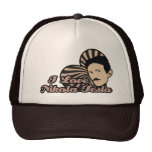 I Love Nikola Tesla Trucker Hat