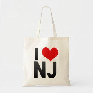 I Love NJ Bags