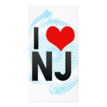 I Love NJ Photo Card