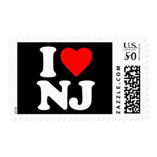 I LOVE NJ POSTAGE