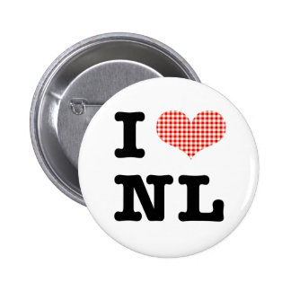 I love NL Pinback Buttons