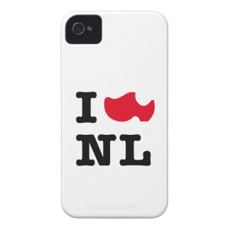 I love NL iPhone 4 Cover