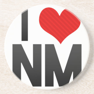 I Love NM Coaster