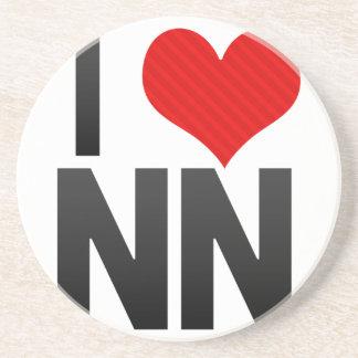 I Love NN Coaster