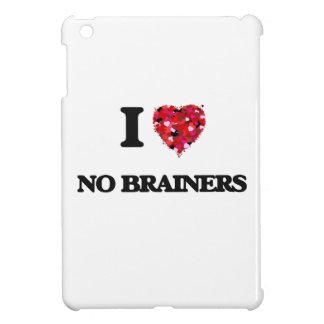 I love No Brainers iPad Mini Covers