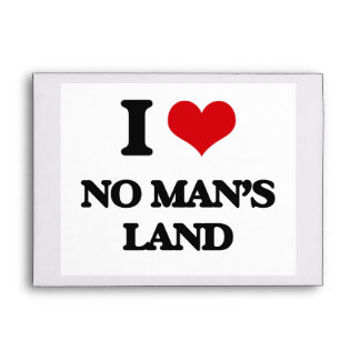 I Love No Man'S Land Envelopes