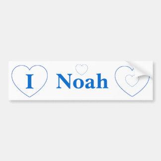 I Love Noah (BpS) Bumper Sticker