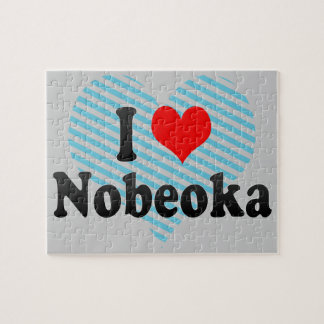 I Love Nobeoka, Japan Puzzle