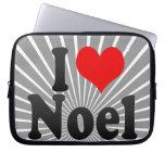 I love Noel Computer Sleeves